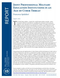 JPME Cyber Leaders Cover Page