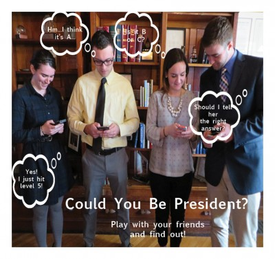 Could You Be President Photo 2