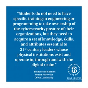 Pull Quote #1 for Cyber Course