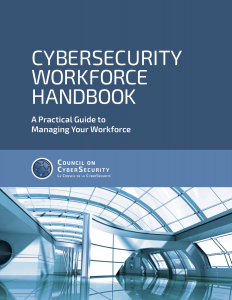 Cybersecurity Workforce Handbook