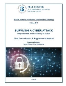 Surviving a Cyber Attack