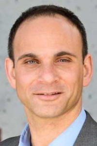 Head shot of Jonathan Morgenstein