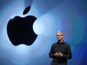 Tim Cook Apple Image