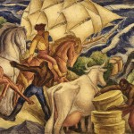 The Economic Activities of the Narragansett Planters by Ernest Hamlin Baker (ca. 1939), courtesy of the South County Historical Center