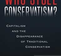 "Book cover for ""Who Stole Conservatism?"" by Mario Dinunzio"