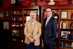 Jim Ludes and G. Wayne Miller
