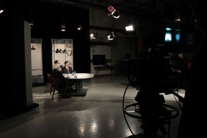 capture of story in the public square live in the studio