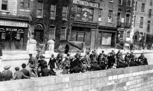 The 1916 Easter Rising Dublin