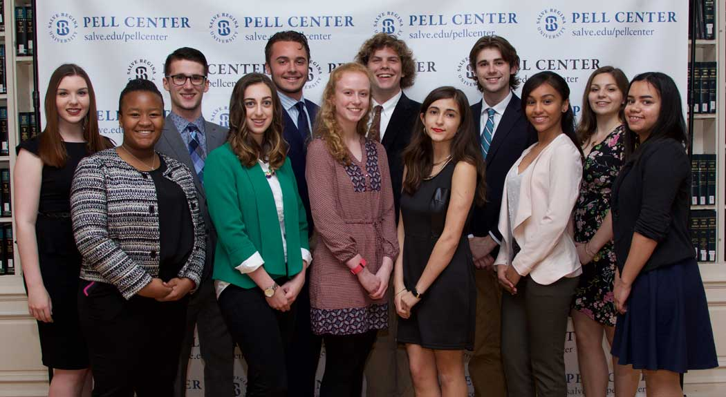 2017-2018 Nuala Pell Leadership Program Fellows