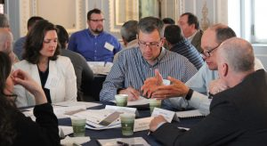 Local executives engaged in cyber tabletop exercise