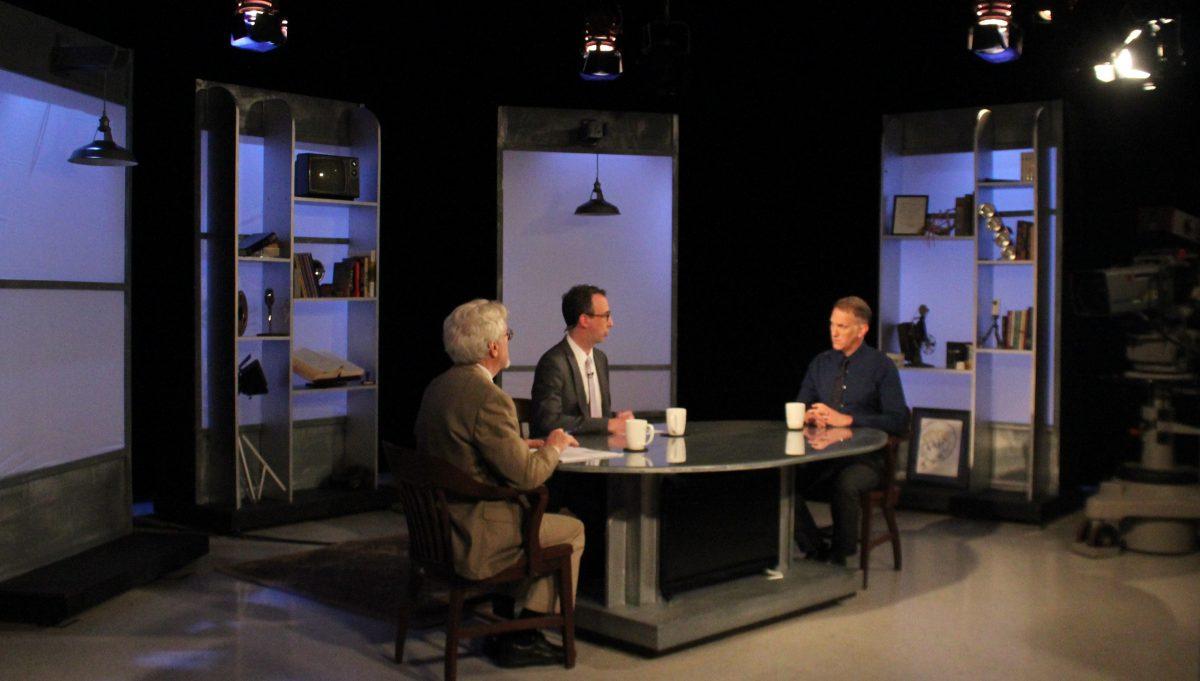Jim Ludes, G. Wayne Miller speak with Christopher Vials on SIPS