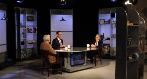 Thomas Patterson speaks with Jim Ludes and G. Wayne Miller on Story in the Public Square