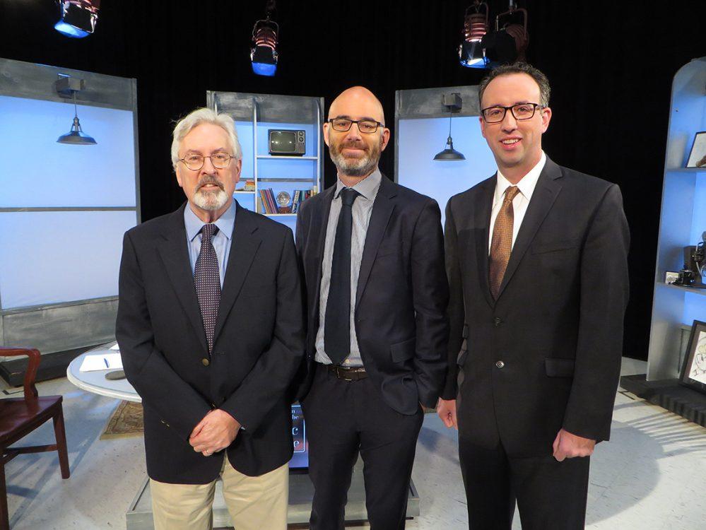 Miller, Segal, Ludes