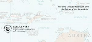 Cover of Timor Paper Series