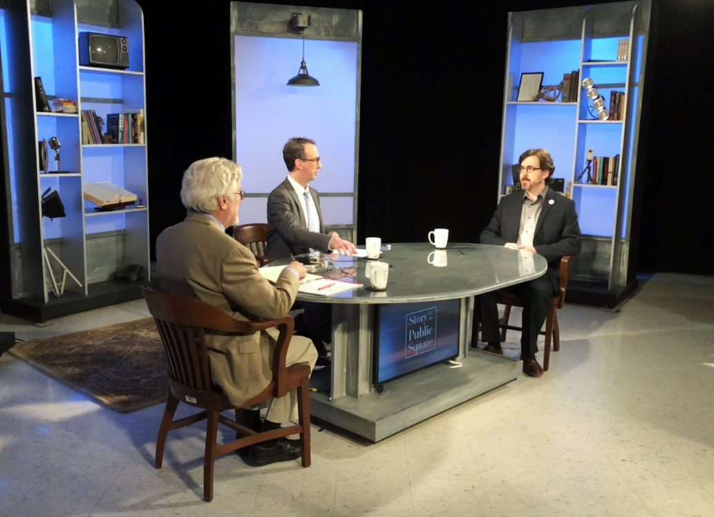 Matthew Gault on Story in the Public Square