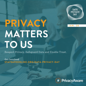 Privacy Matters to us