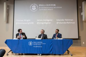 Pell Center Lecture