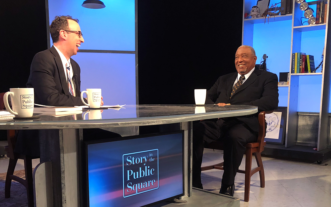 Dr. Bernard LaFayette on Story in the Public Square