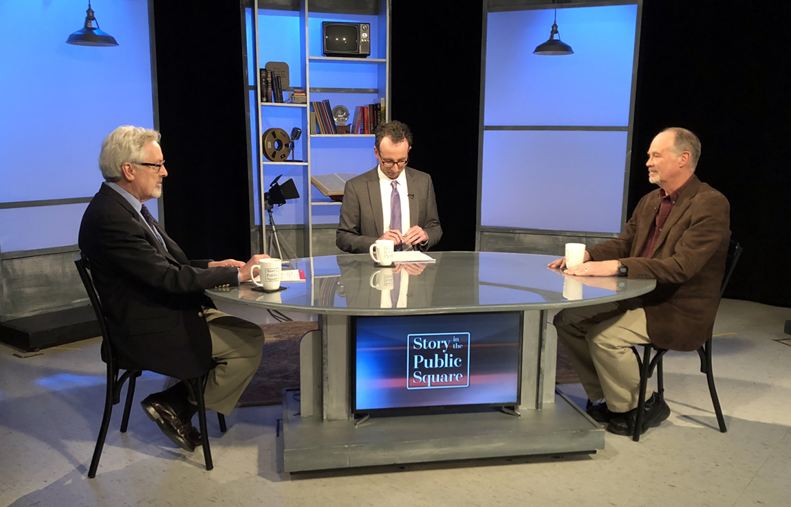 """Kenneth Miller on """"Story in the Public Square"""""""