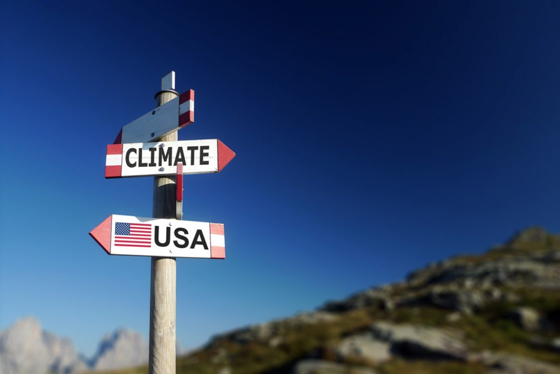Climate change and American