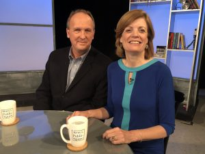 Mary Jordan & Kevin Sullivan on Story in the Public Square