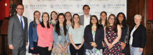 Nuala Pell Leadership Fellows 2018-2019