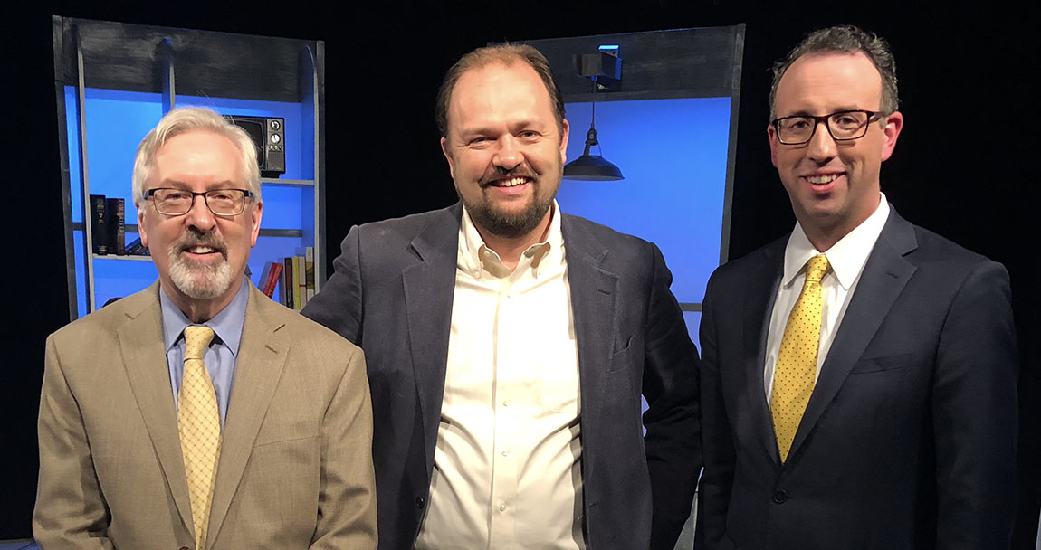 """Ross Douthat on """"Story in the Public Square"""""""