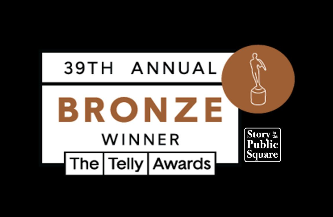 """Story in the Public Square"" receives Bronze Telly Award"