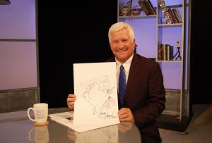 """Gary Varvel on """"Story in the Public Square"""""""