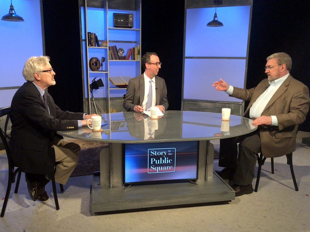 Gregg Easterbrook on Story in the Public Square