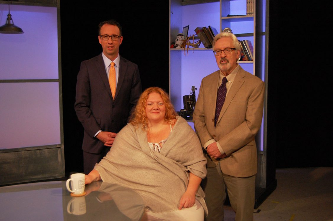 """Molly McKew on """"Story in the Public Square"""""""
