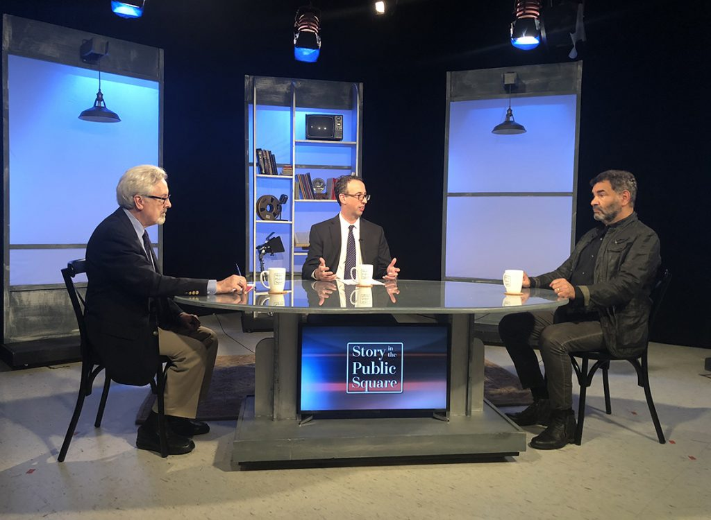 Gary Glassman on Story in the Public Square