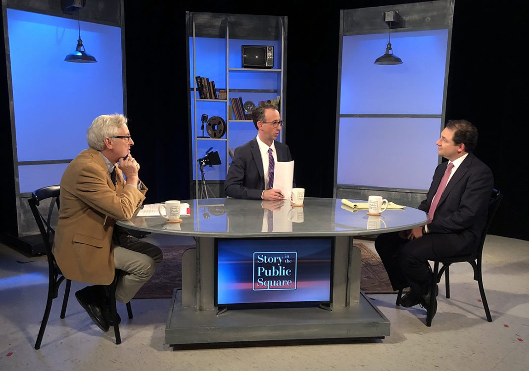 Jed Shugerman on Story in the Public Square