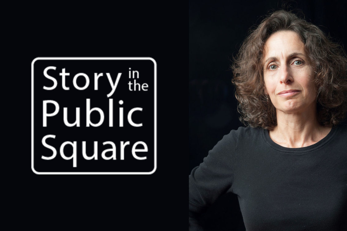 Elizabeth Kolbert 2019 Pell Center Prize Winner