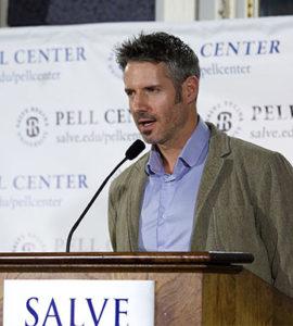 Javier Manzano Pell Center Prize Winner 2016