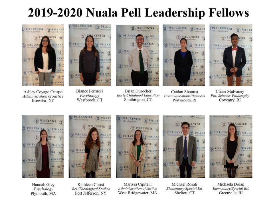 Nuala Pell Leadership Program Archives - The Pell Center for