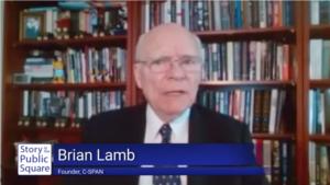 CSPAN Founder Brian Lamb